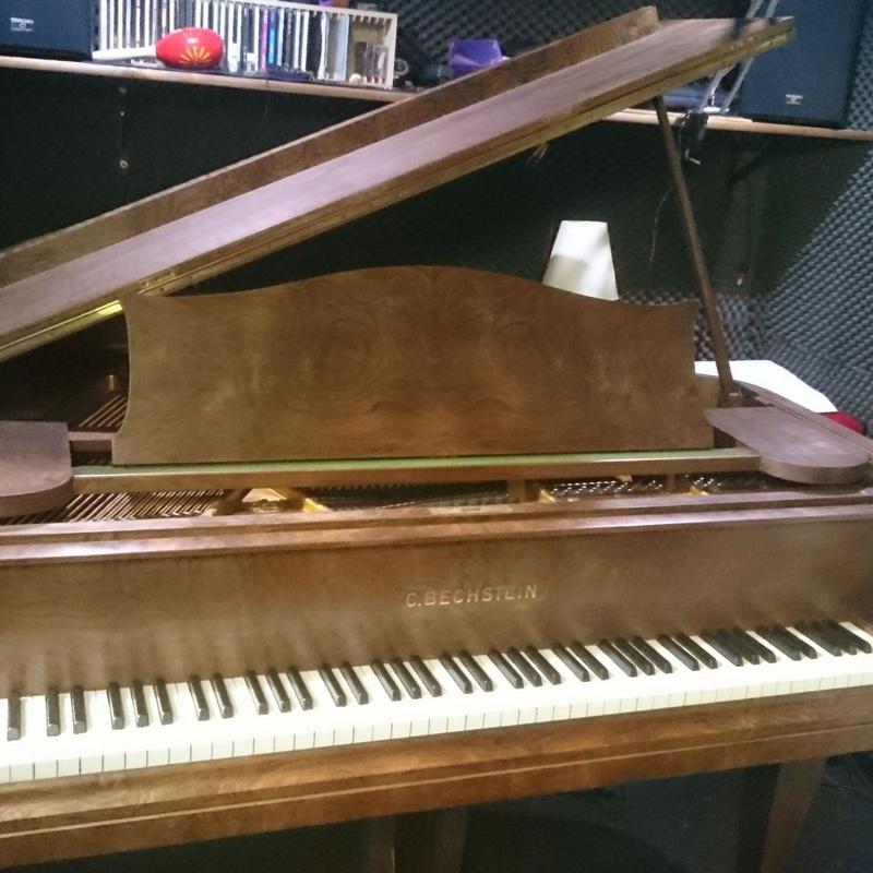 Cabina de estudio para pianistas: Servicios de Arreglamipiano