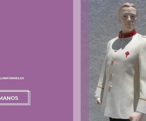 Uniformes militares en Villamantilla: Confecciones Maycoll
