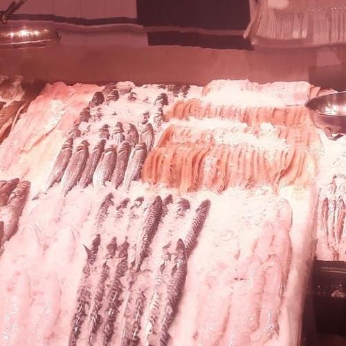 Pescado congelado en Tetuán, Madrid