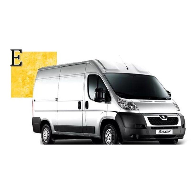 Peugeot  Boxer / Ford Transit: Servicios de Elite Van