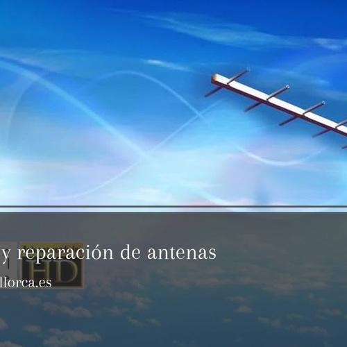 Instalación de antena en Palma de Mallorca