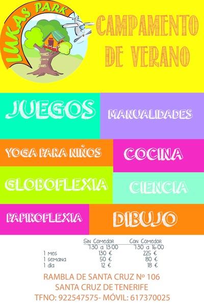 Talleres de verano: Jesica Dominguez Plasencia