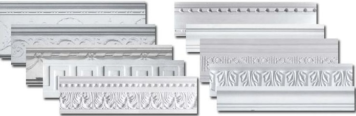 Prefabricados de escayola y decoración: Productos de Carmoplac, S.L.