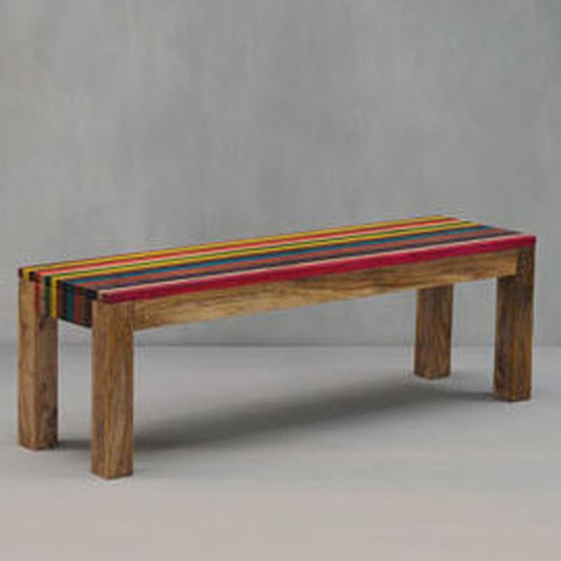 Banqueta madera CHM-20829:  de Ste Odile Decoración