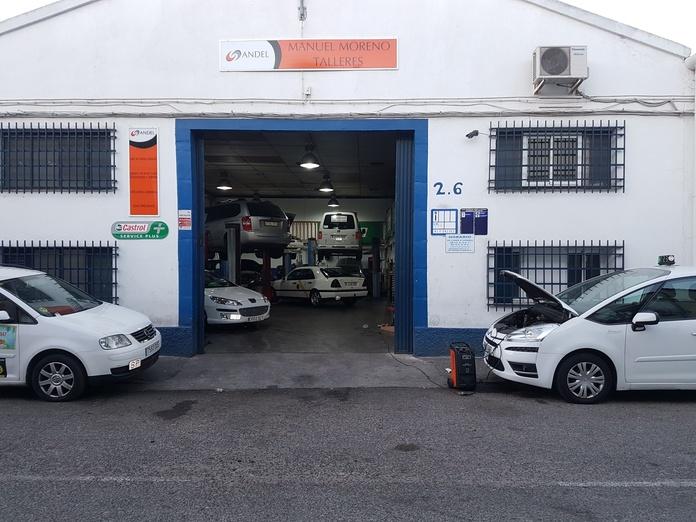 Taller mecánico multimarca: Servicios de Taller Manuel Moreno
