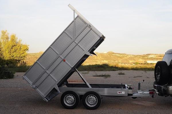 Basculante de carga: Productos y Servicios  de Remolques JOGE