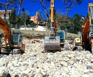 Excavaciones y movimientos de tierra Palma de Mallorca