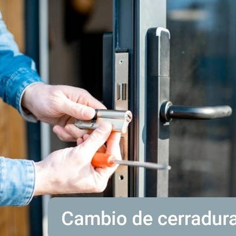 Cambio de cerraduras en Palma de Mallorca