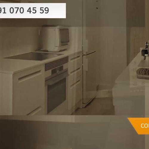 Tiendas de muebles de cocina en Leganés: NAS Estudio de Cocinas y Baños