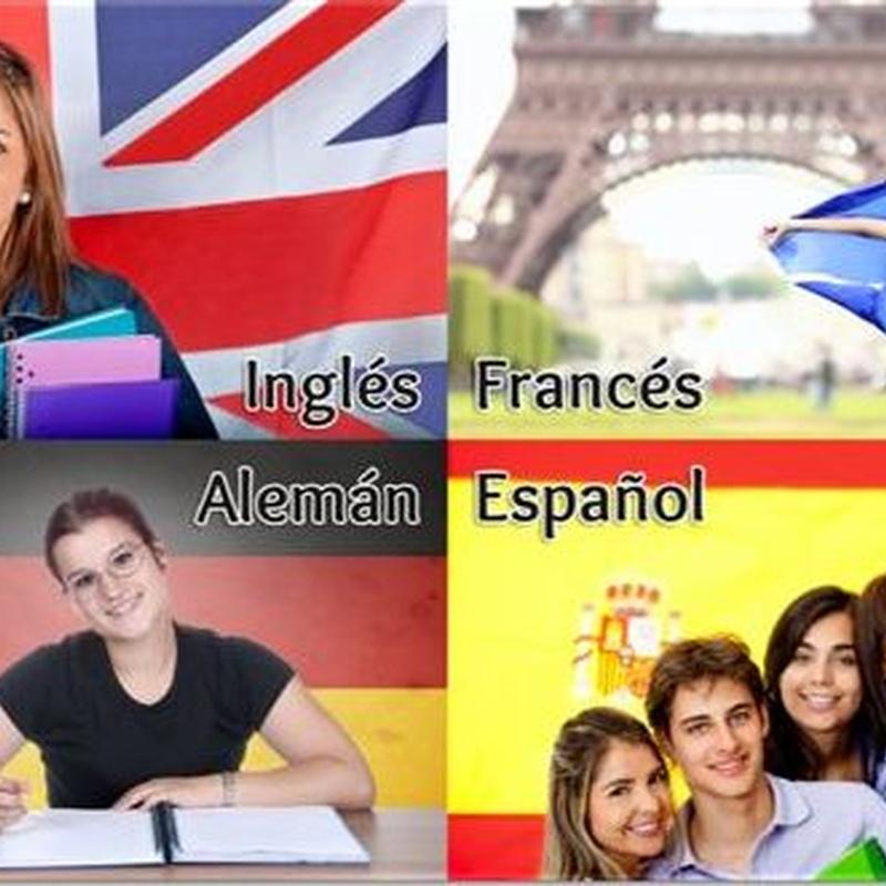 Clases de Inglés, Francés, Alemán y Español para extranjeros: Oferta educativa  de Centro de Estudios Villamuriel