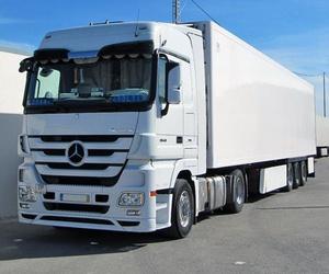 Transporte de mercancías con camiones frigoríficos en Elche