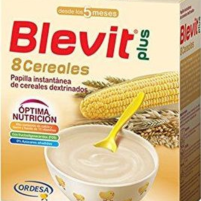BLEVIT PLUS 8 CEREALES: Productos y Servicios de Farmacia-Ortopedia Can Parellada