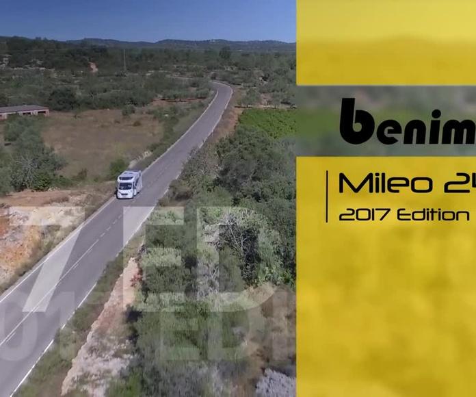 Benimar Mileo 242