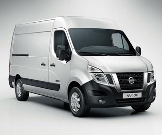 Nissan primastar : Flota vehículos de Cuñauto