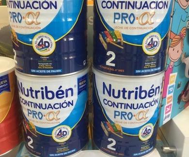 PROMOCIÓN NUTRIBEN 2 a 12.95 €