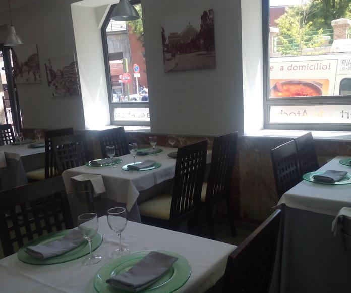 Restaurante Arrocería Puerta de Atocha