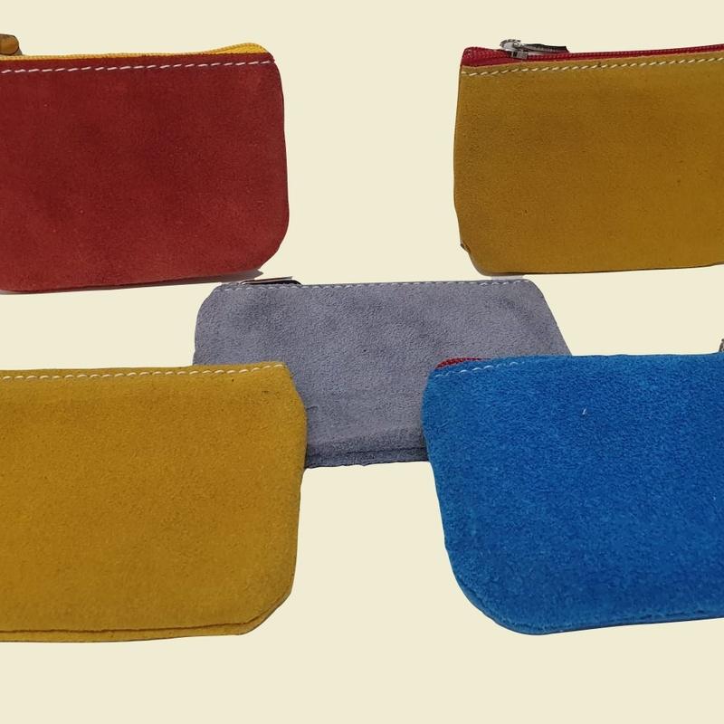 Monederos Colores Variados: Productos de Zapatería Ideal