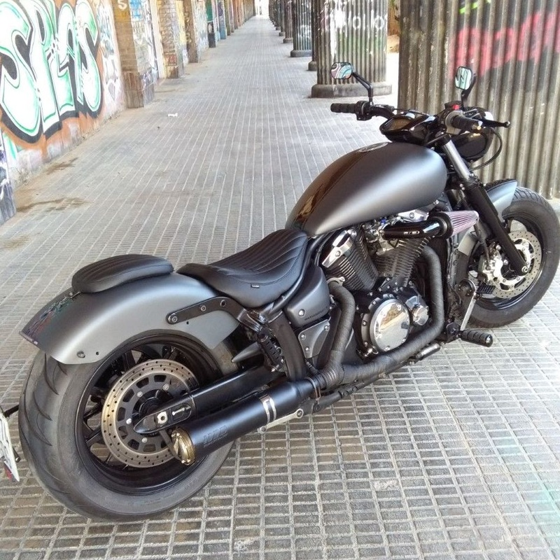 personalizar moto yamaha,transformacion motos,customizacion motos,luxury,motos custom