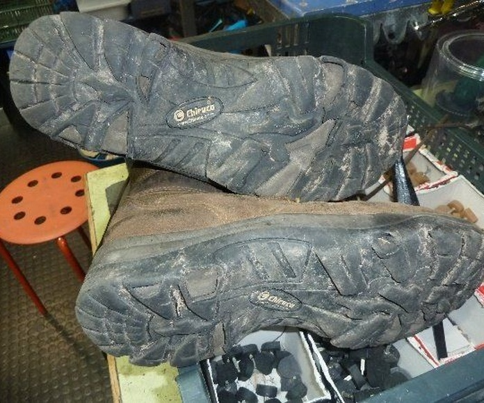 Artesanos del calzado