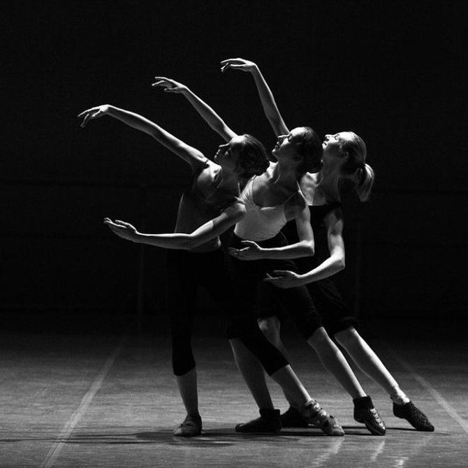El baile como una artística forma de comunicarse entre humanos