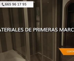 Mamparas de baño a medida en Segovia | Darío Llorente Instalaciones