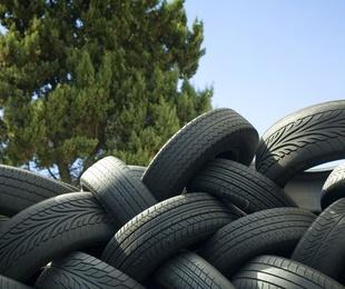 Neumáticos de segunda mano