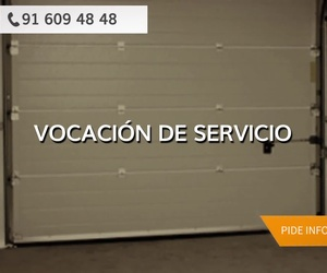 Instalación de puertas automáticas Madrid sur | Elevasistem