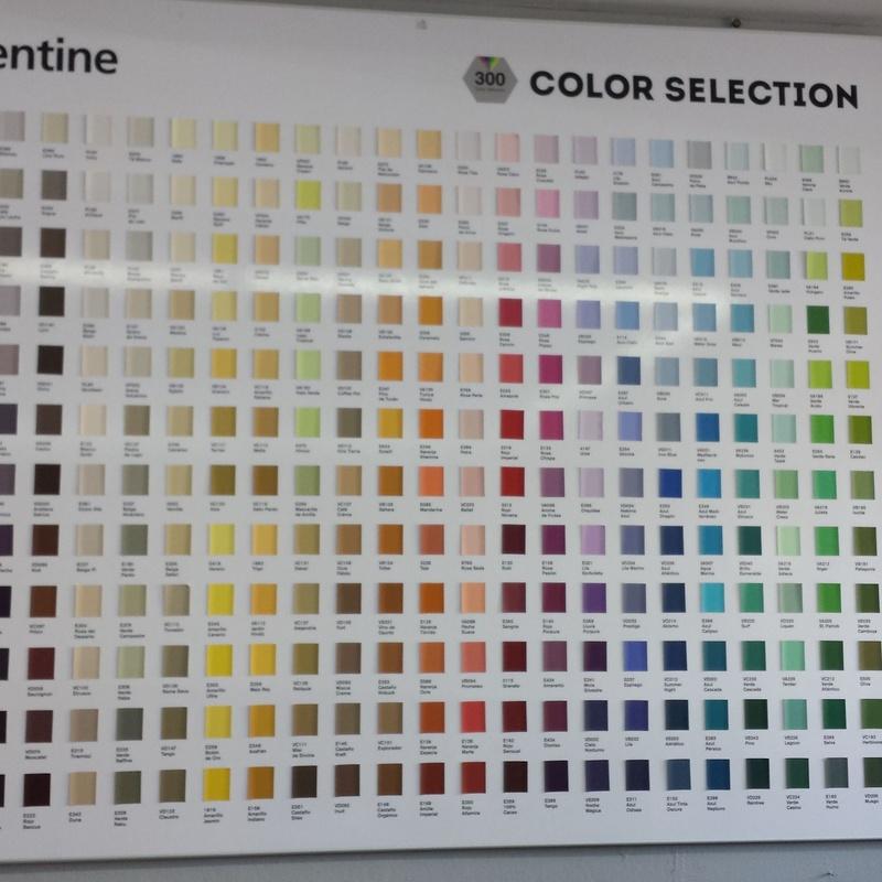 Elaboración de colores: Productos y Servicios de AUTO PINTURAS FUENGIROLA