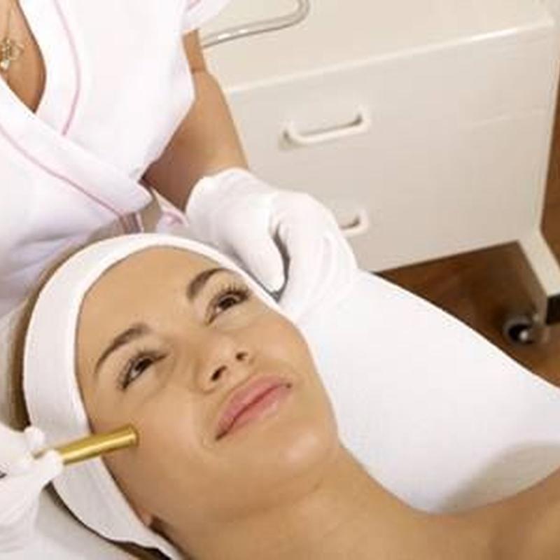 Tratamientos faciales: Servicios de Estymas