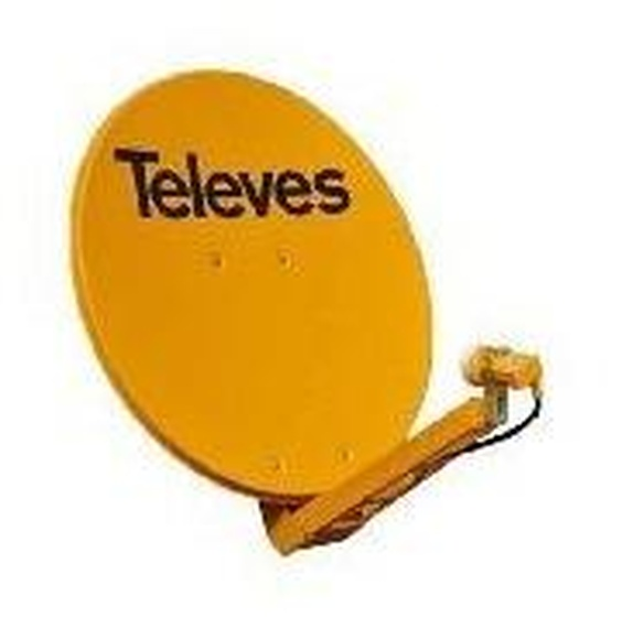 Parábola Offset QSD - TELEVES