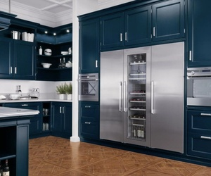 Cocina modelo Azulón lacado