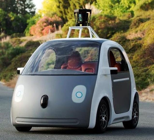 Google crea su propio coche autónomo