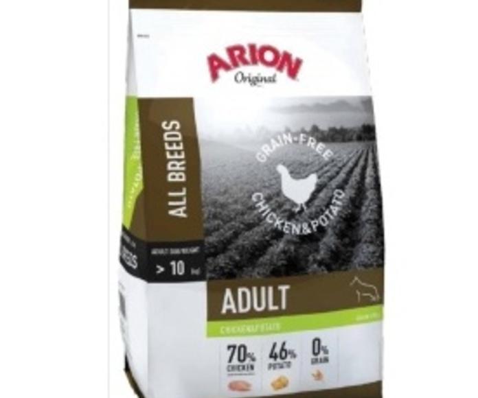 Adult Grain-Free Chicken&Potato
