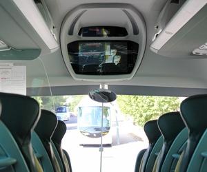 Alquiler de autocares baratos en Madrid | Autocares Redruejo
