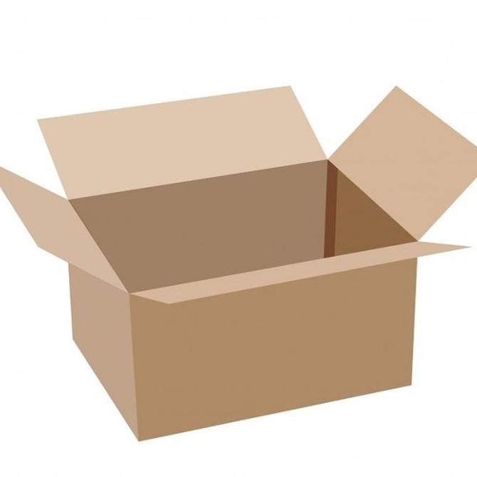 Ventajas de las cajas troqueladas