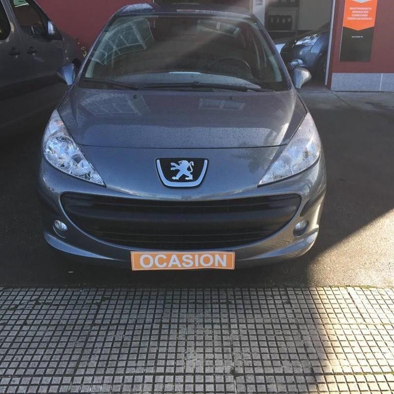 Peugeot 207 1.6HDI 90CV: Vehículos de ocasión de OCASIÓN A LAGOA