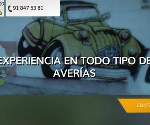 Talleres de automóviles en Colmenar Viejo | Automotor Lydauto