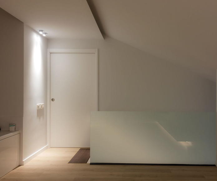 Park de Mar Sitges Barcelona Reforma de vivienda en duplex. #fpmarquitectura