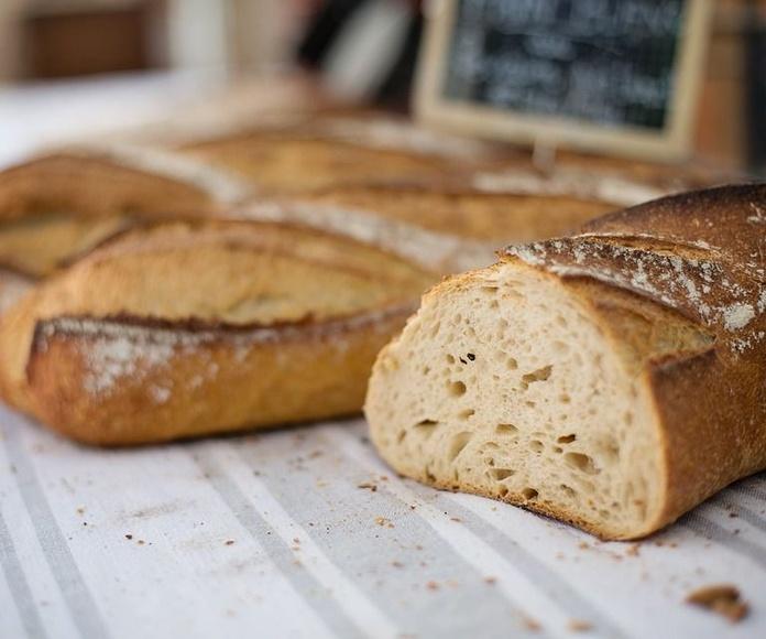 Pan artesanal: Productos de Panadería Galván