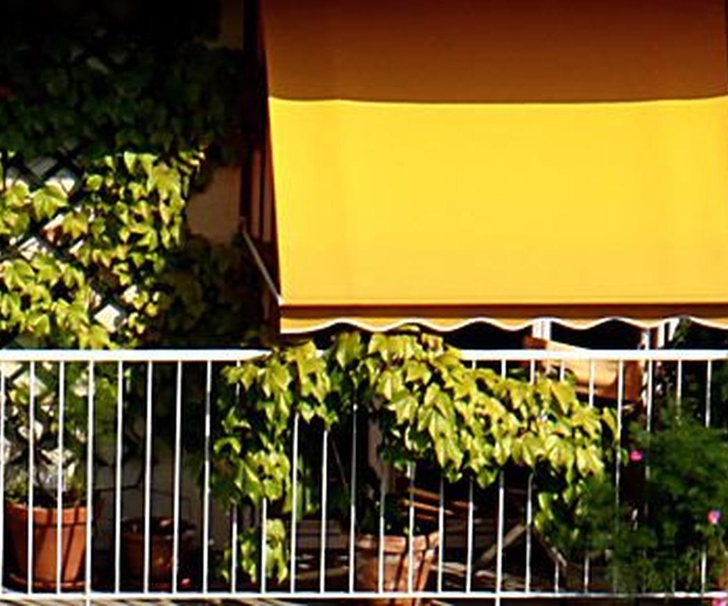Diferentes toldos para tu terraza