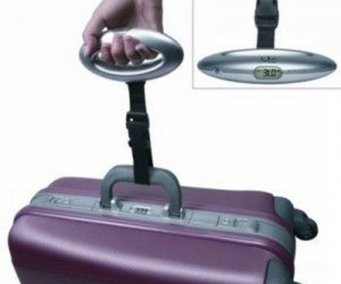 Báscula pesa maletas electrónicas: Catálogo de Probas