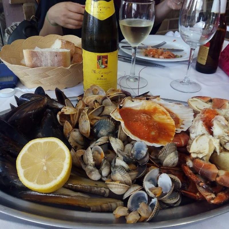 Mariscos: Nuestra Carta de Restaurante Remy