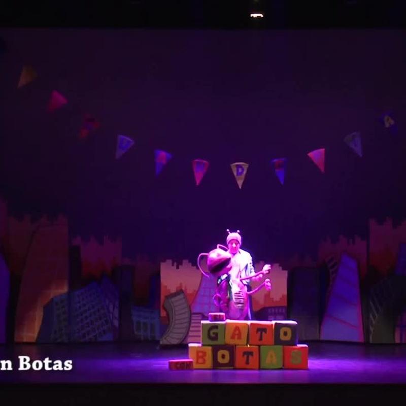 La musicaventuras del Gato con Botas: Catálogo de actuaciones de ESPECTÁCULOS CLAP CLAP PRODUCCIONES, MÚSICA, TEATRO Y MUCHO MÁS
