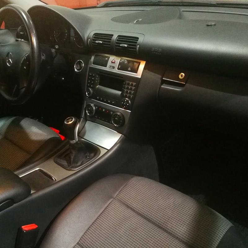Mercedes C230: SERVICIOS Y STOCK DE COCHES de Vaquerizo Motor