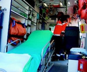 Galería de Ambulancias en Pulianas | Ambulancias Alhambra - Granada