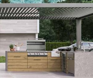 Cocinas para exterior