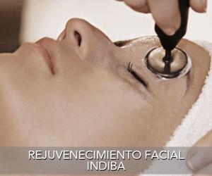 Rejuvenecimiento facial Indiba