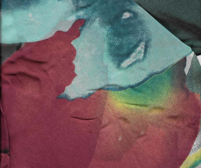 Colores Estampados en Pañuelos de Pelucas Tamayo