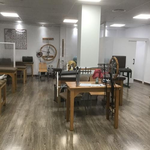 Centro de fisioterapia en El Ejido | Centro de fisioterapia Alberto Collado