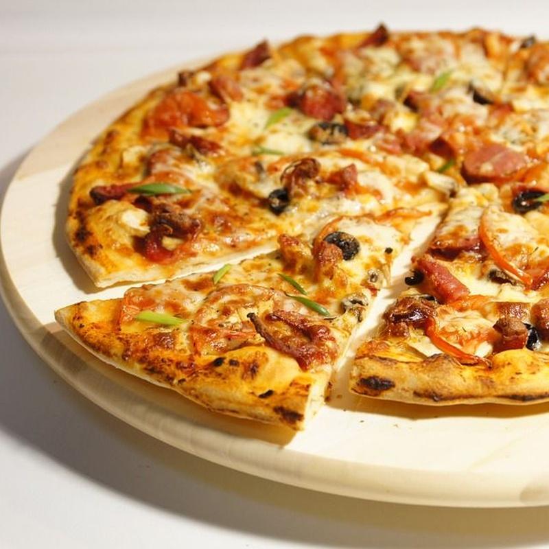 Pizzas: Nuestra carta de Restaurante Escaleritas